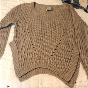 Knit Sweater *More Pink than in Picture*